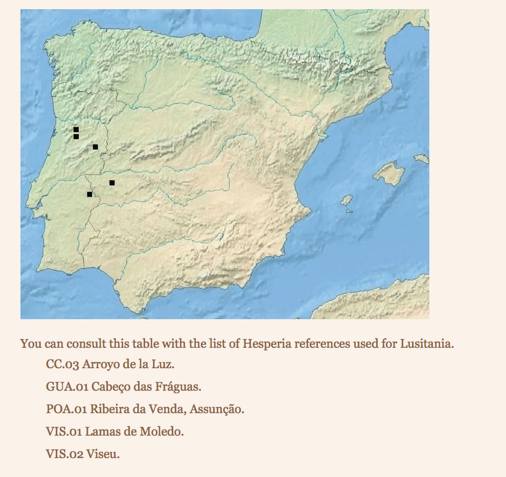 Hesperia Lusitanian